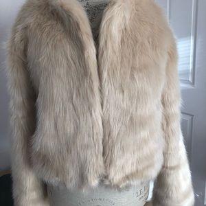 Fashion Nova Faux Fur Francesca Coat